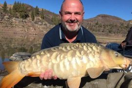 Carp fishing in Gran Canaria trips and tours sport fishing