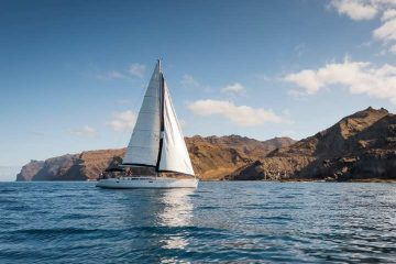 Karolka Yacht Mogan rejs jachtem żaglowym