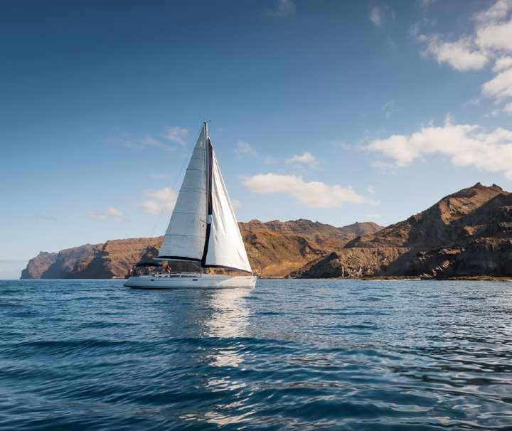 Karolka Mogan saliling boat trip