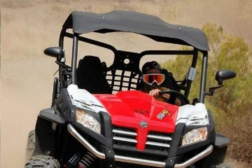 tour pirata buggy Maspalomas