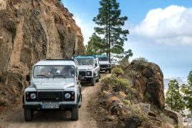 Jeep Safari Gran Canaria