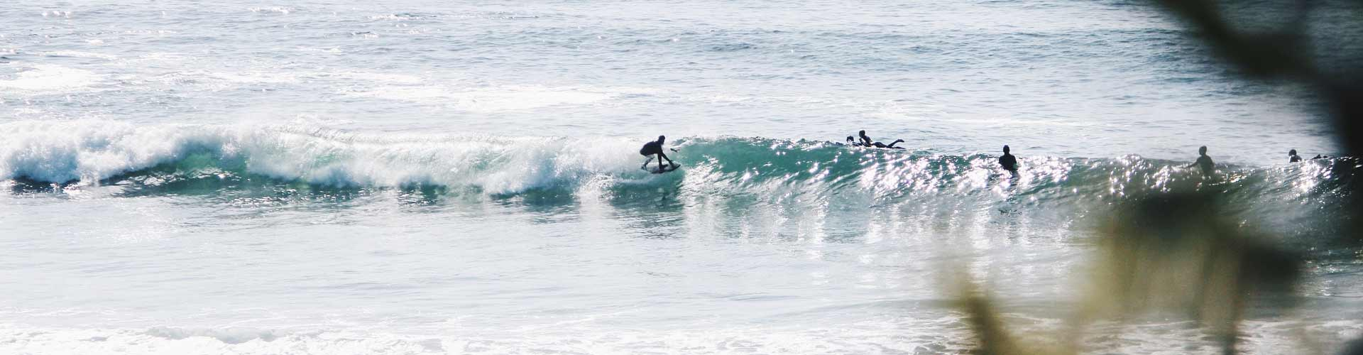 Surf course in Playa del Ingles