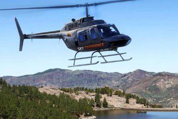 Helidream Helicóptero Tours Gran Canaria con Coconut Trips Canarias