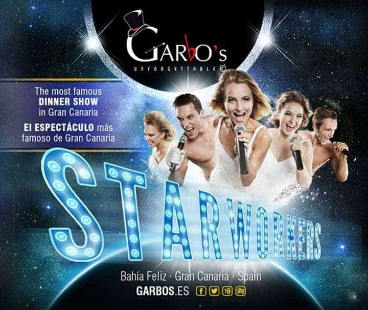 Garbos Gran Canaria musical show