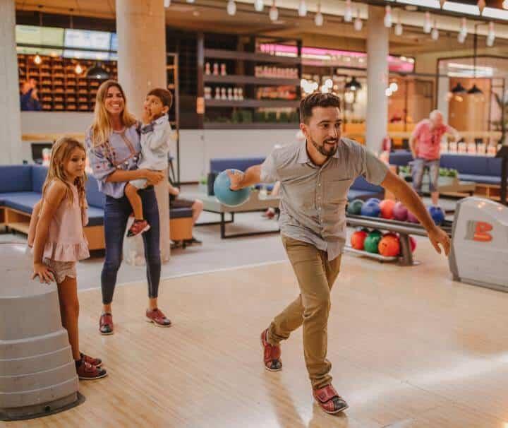Bowling at Holiday World Maspalomas