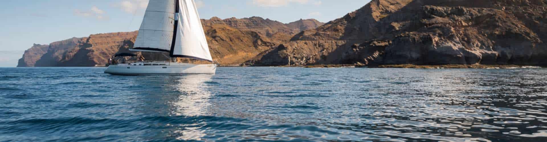 Karolka Mogan sailing boat trip