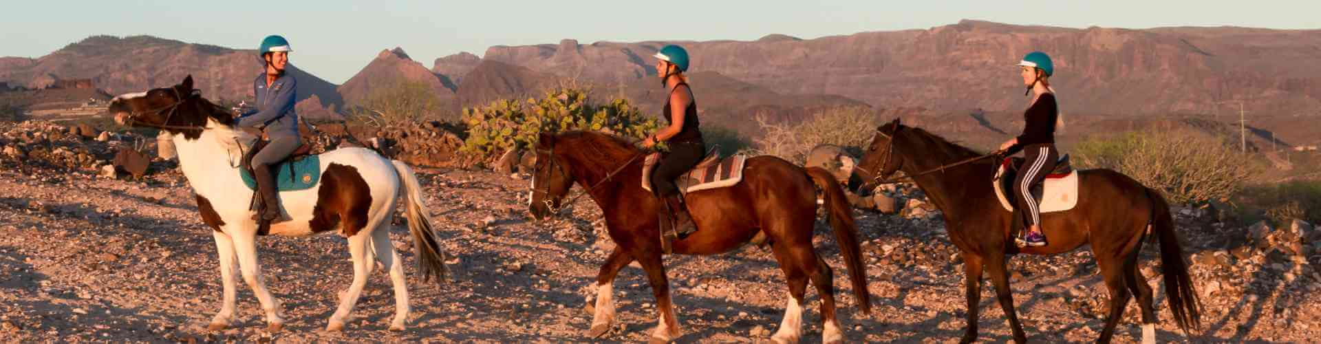 Horse Riding tour Maspalomas