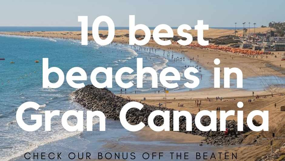 10 best beaches in Gran Canaria