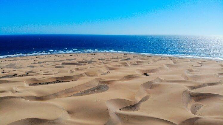 Maspalomas 10 best beaches in Gran canaria