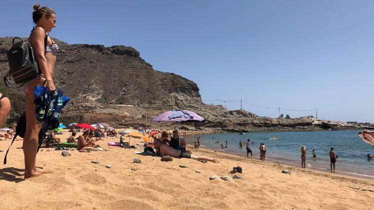 Tauro beach Gran Canaria