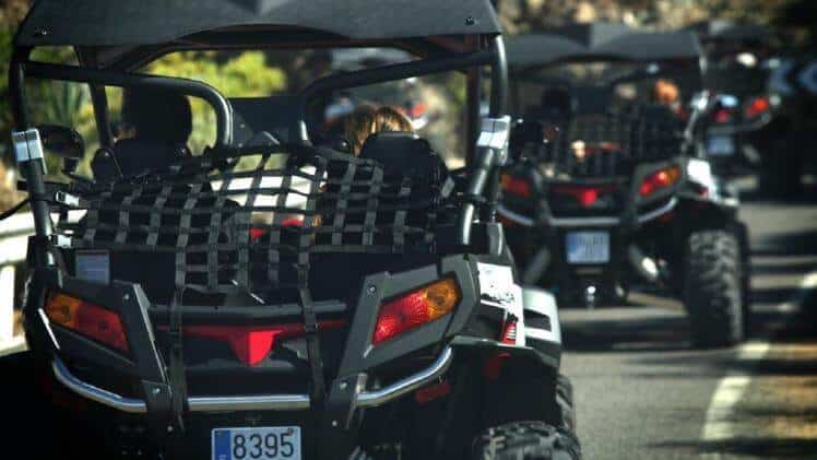 Pirate buggy tour gran canaria