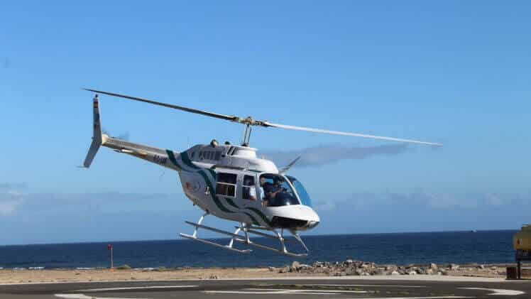 Helidream Helicopter tour Gran Canaria