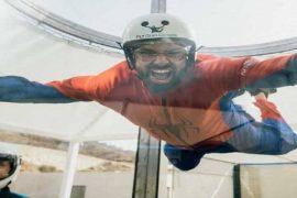 Fly Gran Canaria Wind tunnel