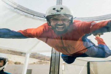 Fly Gran Canaria Tunel de Viento