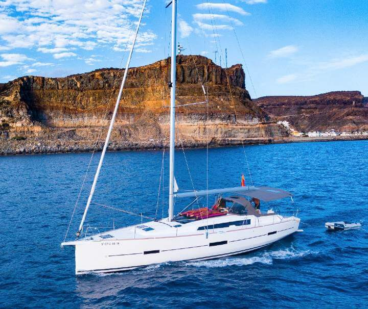 Gay friendly boat trip Gran Canaria