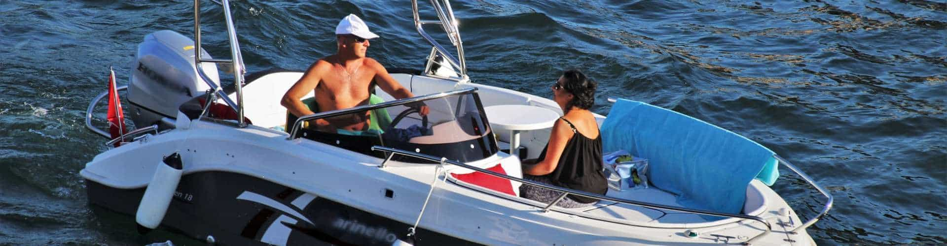 hire a boat gran canaria without a license