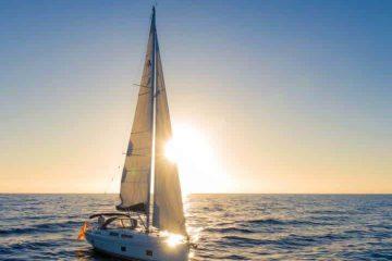 sailing boat trip maspalomas